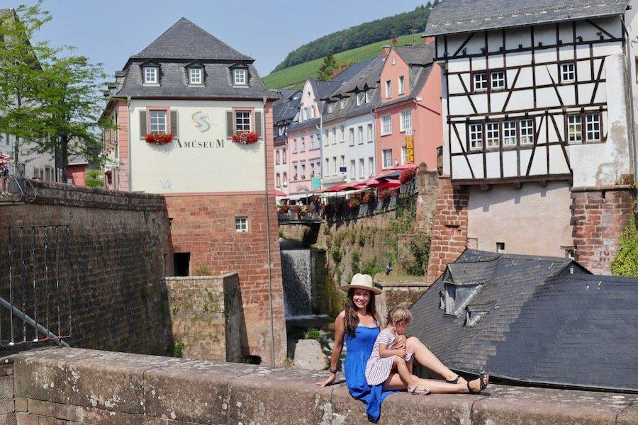 Saarburg Reise-Guide Stadtbesichtigung
