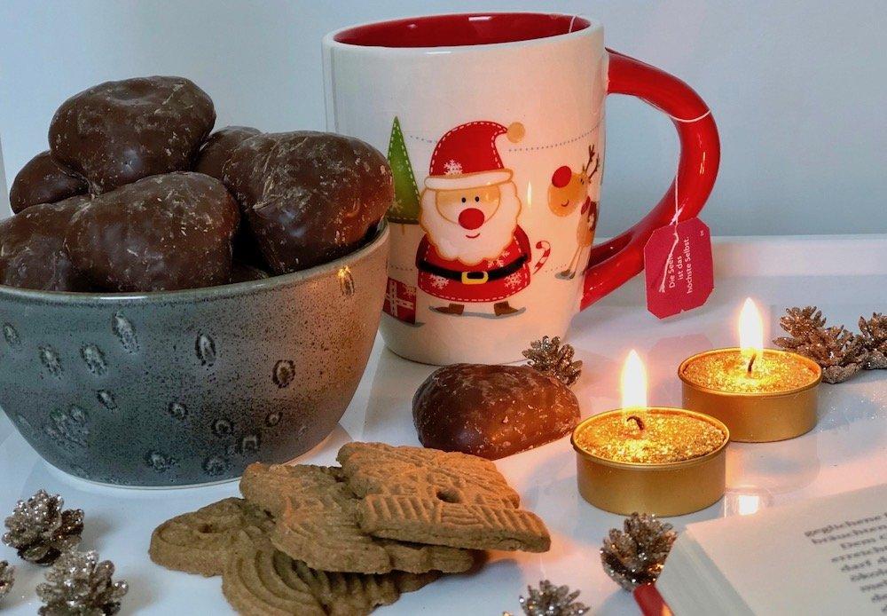 Tipps gegen Stress Weihnachten