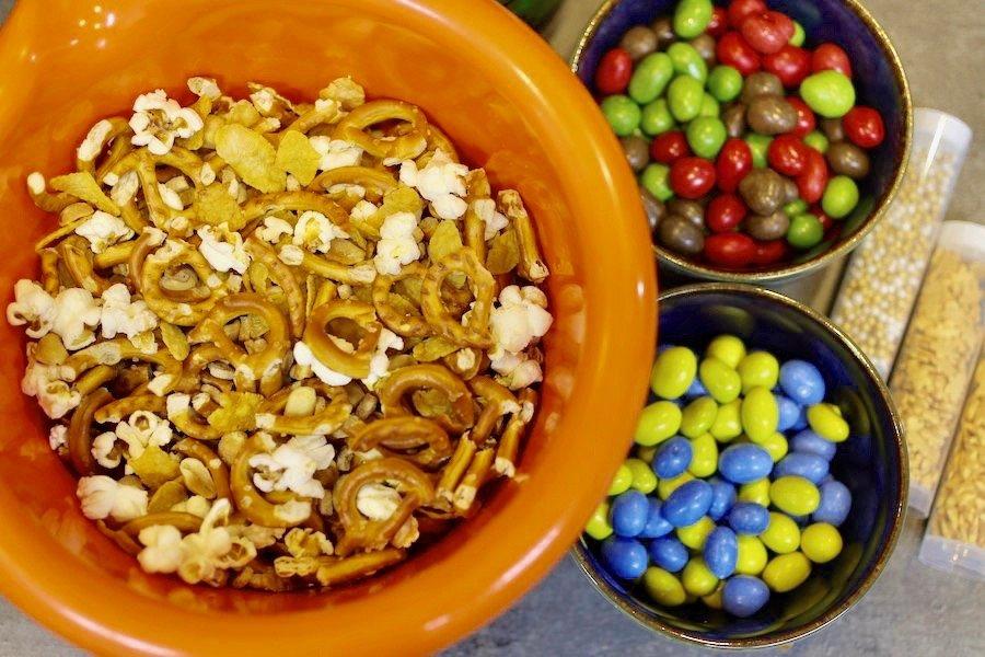 Christmas Crunch Rezept Zutaten