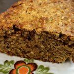 Veganer Nusskuchen – super saftig und mega lecker | Rezept