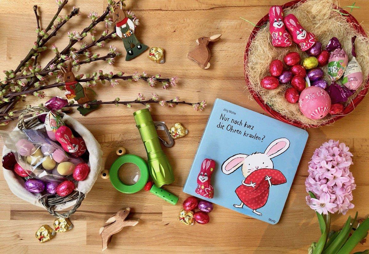 50 Ostergeschenke für Kinder